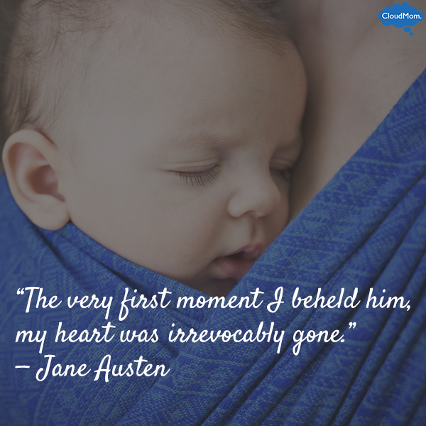 """The Very first moment I beheld him, my heart was irrevocably gone."" ― Jane Austen"
