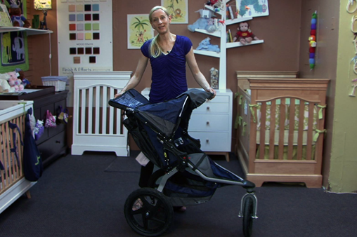 Features and Review of the BOB Revolution SE Stroller