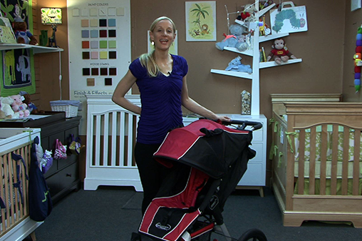 Features and Review of the Baby Jogger Summit XC Stroller