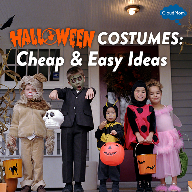 diy kids halloween costumes