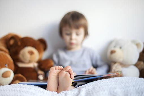 5 Good Tricks to Raising a Reader