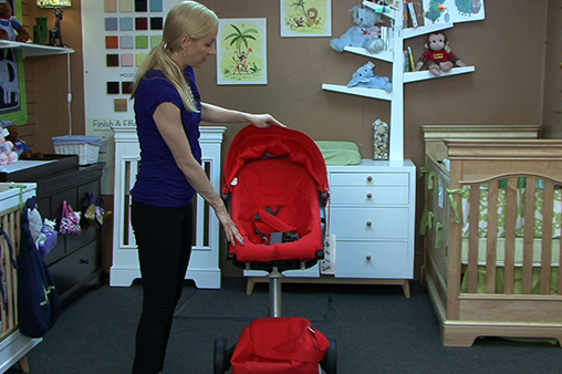 Features and Review of the Stokke Xplory Stroller