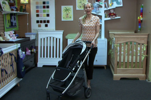 Features and Review of the UPPAbaby Cruz Stroller