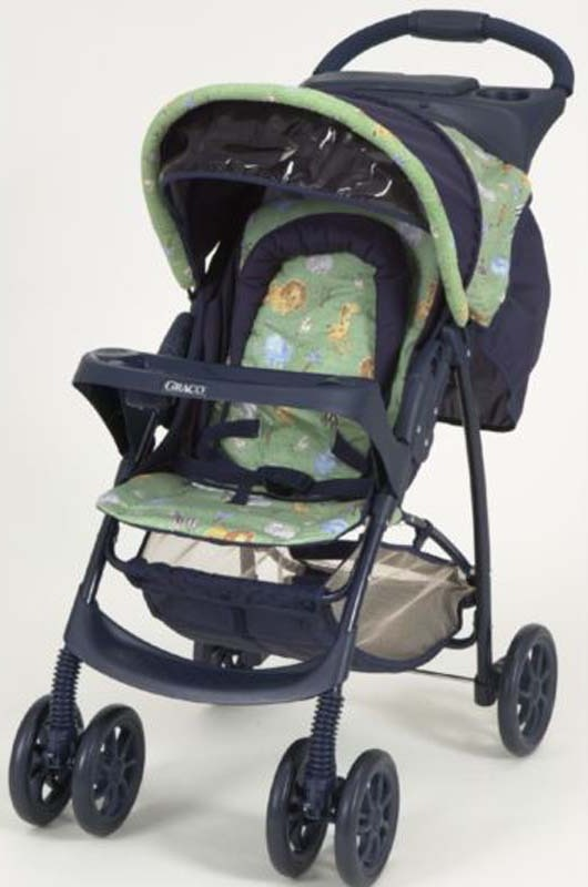 Graco Recalls Nearly 5 Million Strollers | CloudMom