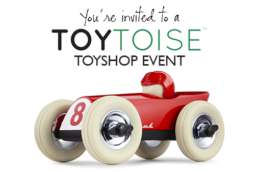 Toytoise event in NYC featuring CloudMom!