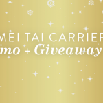 Catbird Mei Tai demo and giveaway