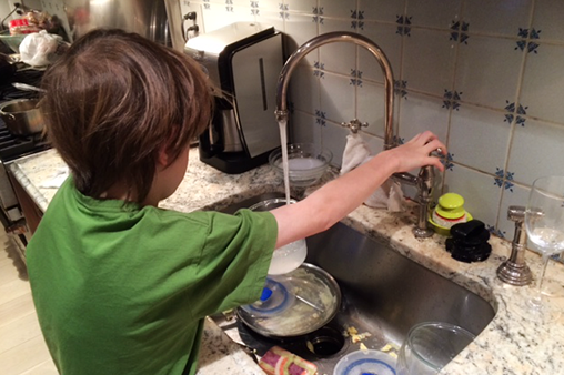10 Age-Appropriate Chores for Kids