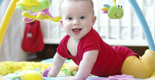 Why You Should Consider an Infant Activity Mat