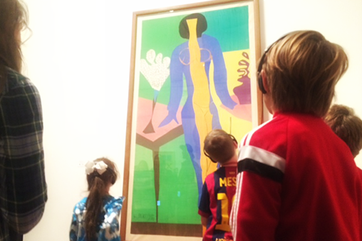 10 Tips for Taking Kids to an Art Museum