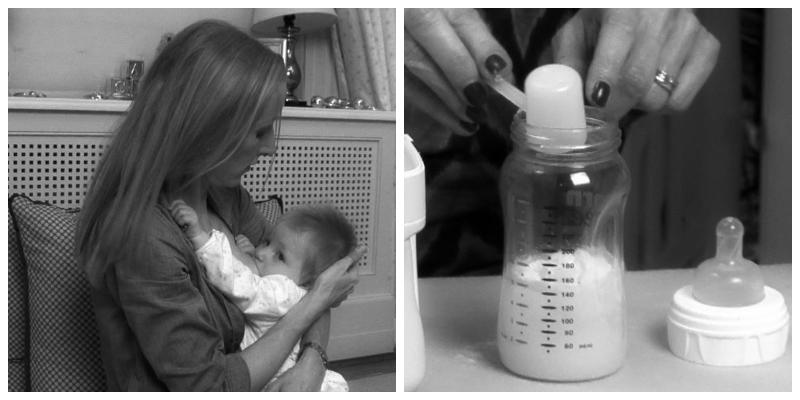 breastfeeding formula