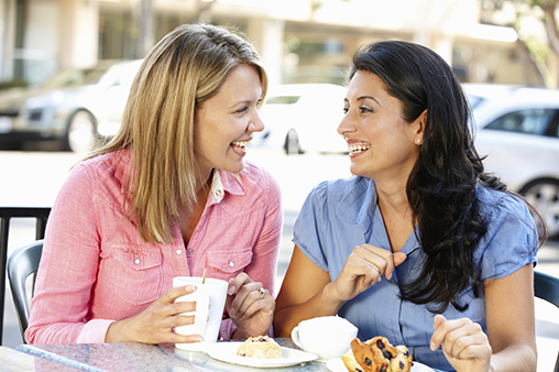 Learning How to Navigate Mom Friendships