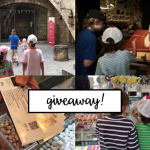 Barcelona with kids giveaway