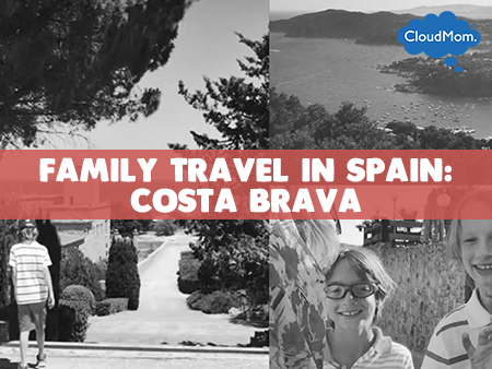 family travel in spain