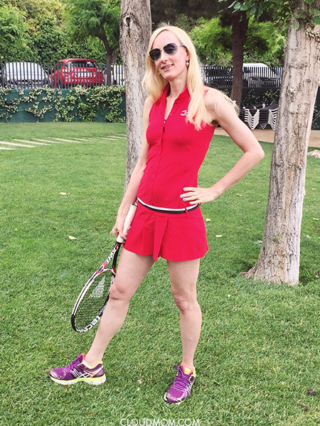women's tennis dresses