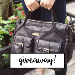 diaper bag giveaway
