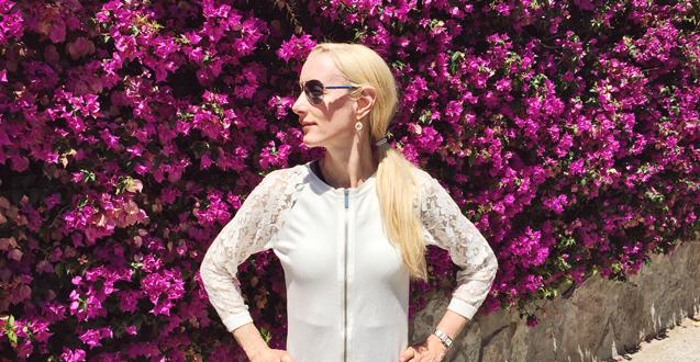 Mom Fashion: Karen Millen Summer Jacket