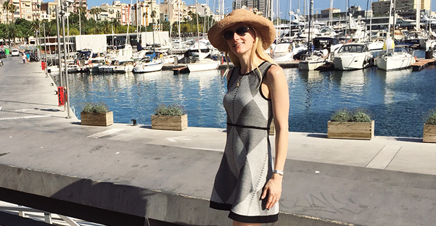 Mom Fashion: Natural Fiber Sun Hat