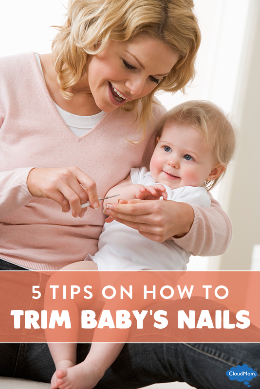 clipping your child's nails