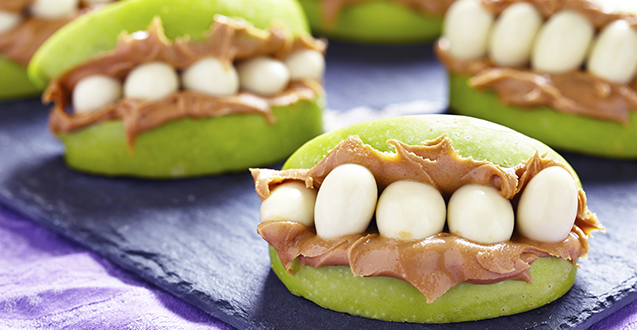 5 Fun (and Nutritious!) Halloween Snacks for Kids