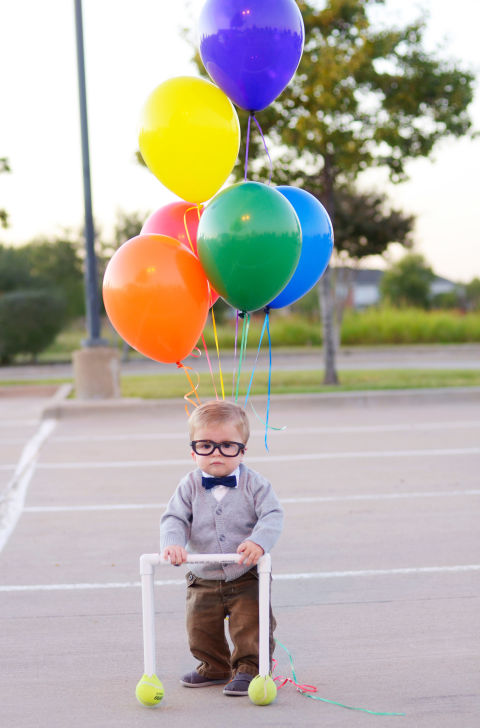 carl from up kids costume