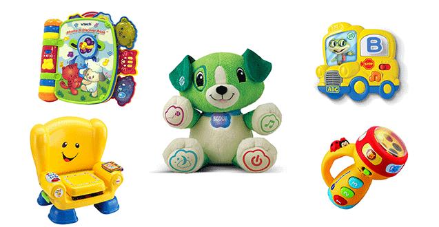 5 Educational Toddler Toys under $30