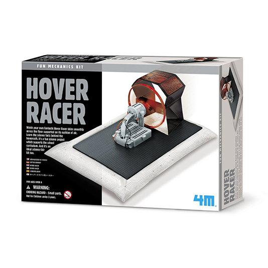 4M-Hover-Racer-Science