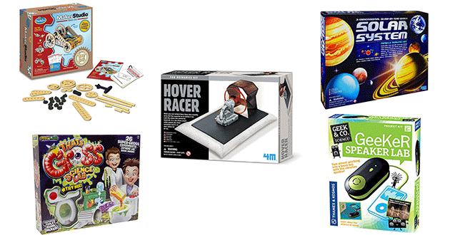 5 Educational Toys under $30 for Older Kids
