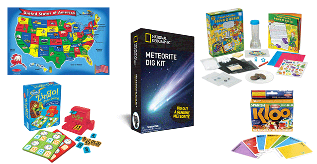 5 Educational Toys under $30 for Young Kids