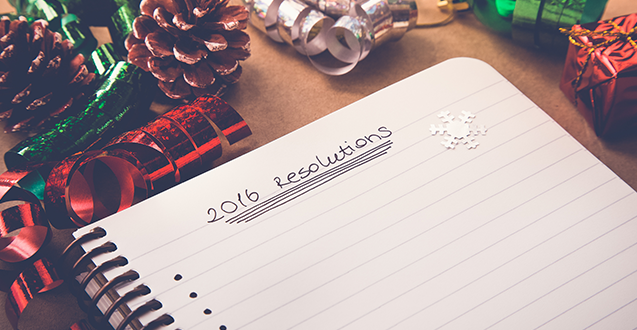 5 Tips for Sticking to Your New Year's Resolution