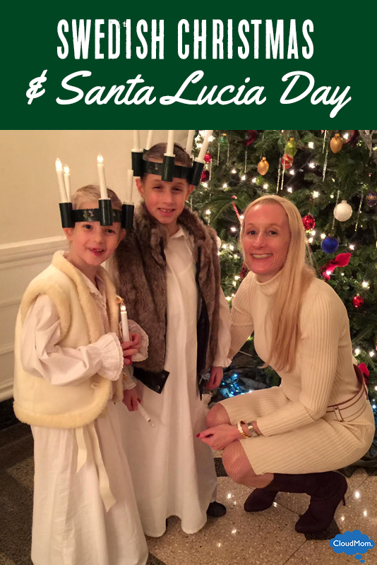 WW #49: Swedish Christmas & Santa Lucia Day