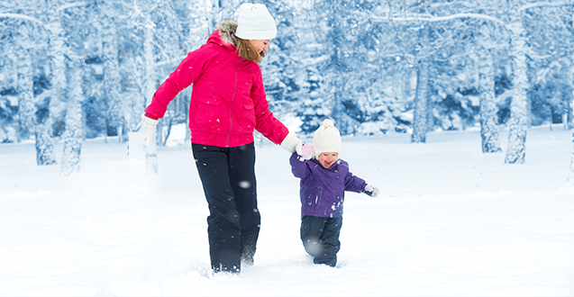 Keeping your Family Healthy this Winter