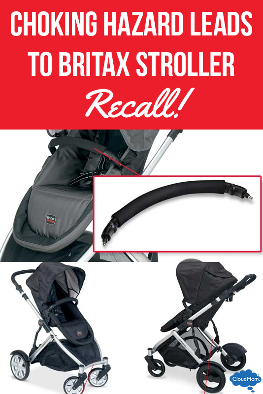 60,000 Britax Strollers Recalled