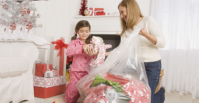 5 Recycling Tips for the Post-Holiday Season