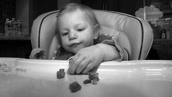 solid food for baby