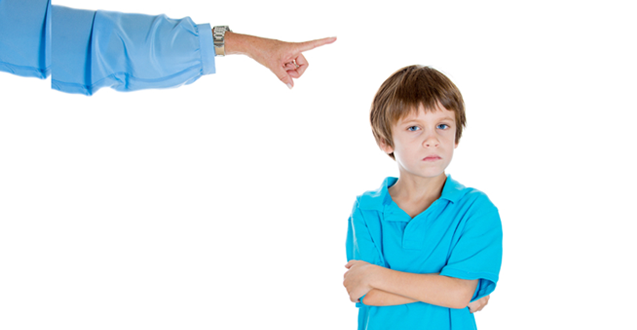 Disciplining Other People's Kids
