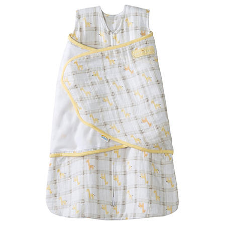 HALO Cotton Muslin Sleepsack Swaddle