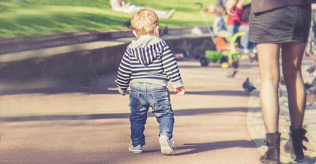 How Can I Teach My Baby to Walk