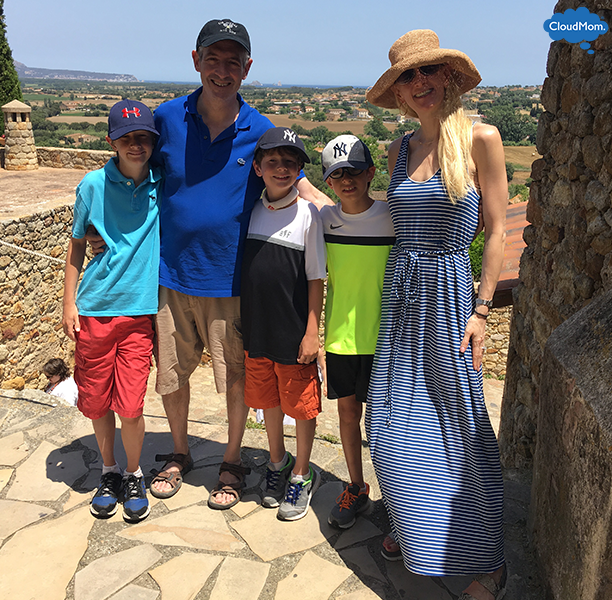 family-in-costa-brava-spain