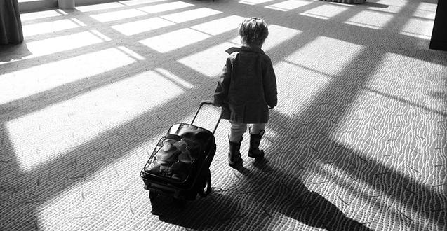 International Travel Tips for Kids