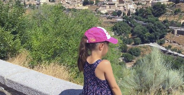 Visiting Spain with Kids: Toledo
