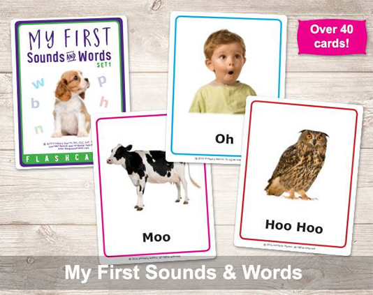 How to Teach Your Baby to Talk GIVEAWAY