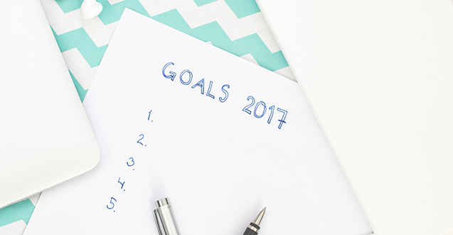 My 5 New Year's Resolutions