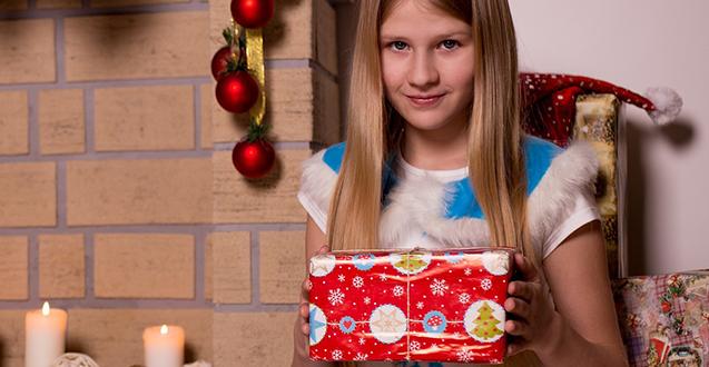 Gift Overload — Avoiding Spoiled Kids