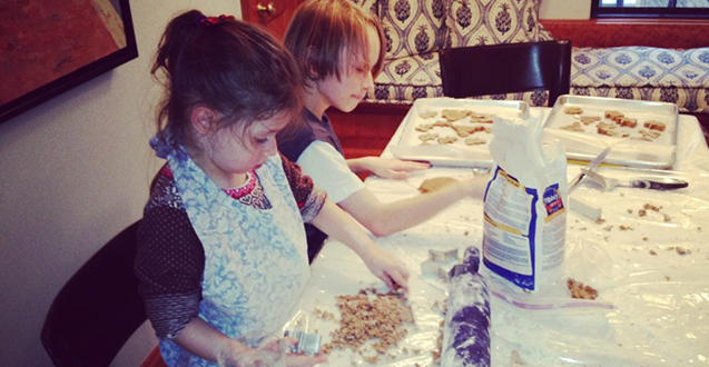 5 Tips on Baking with Kids