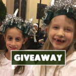 Santa Lucia giveaway