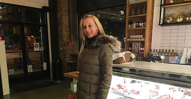 Winter Outfit: Hemlock Green Jacket