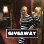 Striped Dress Outfit with Booties Giveaway