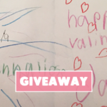 valentine cards and a giveaway