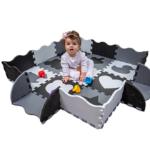 safe kids play area