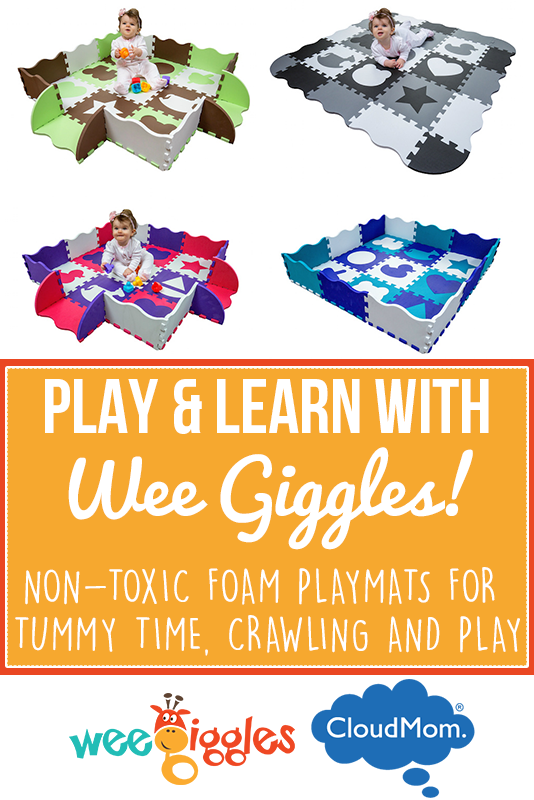 Play and Learn with Wee Giggles